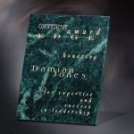 Marble Plaque Square Rectangle Awards