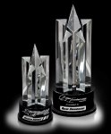 Starburst Star Crystal Awards