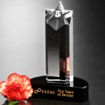Prominence Star Star Crystal Awards