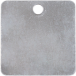 Square Industrial Tag Street Tag Gifts
