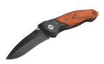 Folding Knife Wood Utility Knife