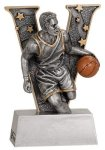 Male Basketball V Series Resin V Series Resin Trophies