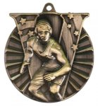 Victory Medal -Wrestling Victory Medallion Awards