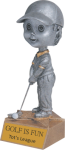 Boy Bobblehead on Gold Star Pedestal Winner's Choice Catalog