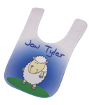 Infant Bib with Custom Subligraphic Design Winner's Choice Catalog