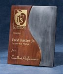Element Duo Wood Metal Accent Awards